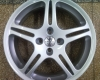 SET Wheels Fondmetal 6500, 7.5X17, Renault Logan, Fiat, etc..