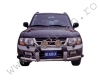 Front Bullbar Stainless-P2087 for Mitsubishi Pajero V73