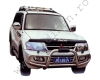 Front Bullbar Stainless-P3001 for Mitsubishi Pajero V73
