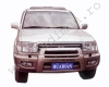 Protective front bumper ABS for Toyota Land Cruiser FJ 100