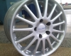 SET Radius wheels R3, 8X17, Audi, VW, BMW etc.