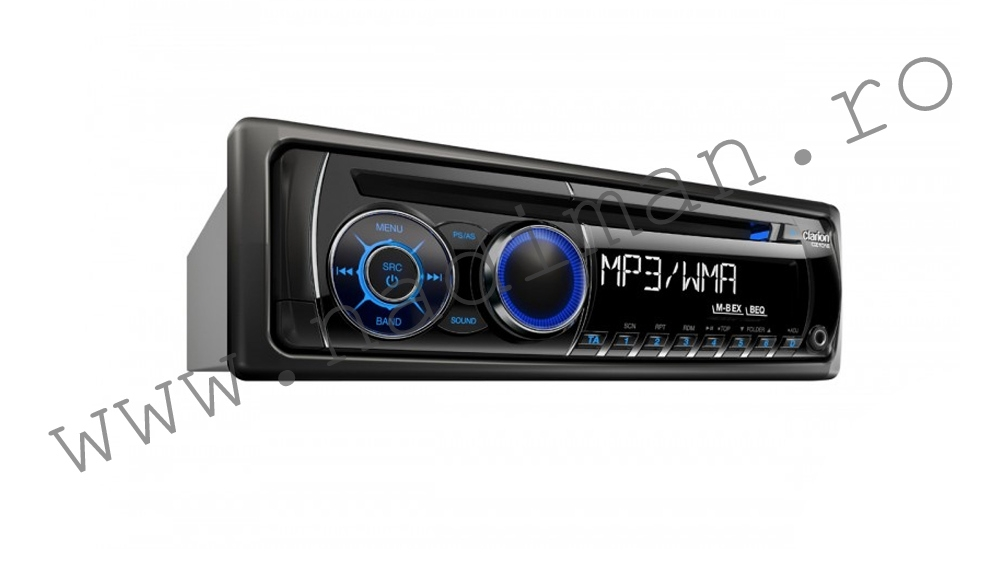 Radio-CD MP3 Player CLARION(CZ-101E)
