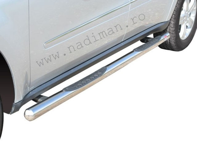 Side Bar ISUZU D-MAX