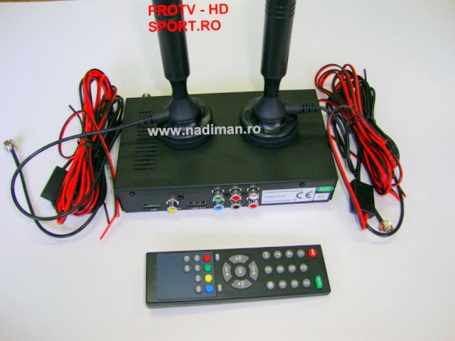 Tv Tuner Digital HD